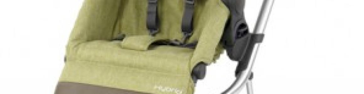 Hybrid City Stroller with City Axle