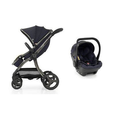 EGG2 2IN1 COBALT WITH CAR SEAT