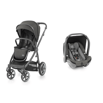 CITY GREY PEPPER 2IN1 WITH CAR SEAT