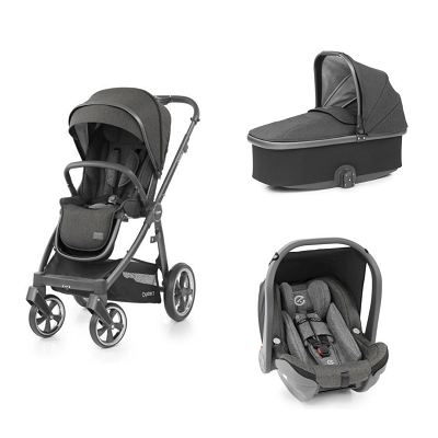 CITY GREY PEPPER 3IN1 WITH CARRY COT