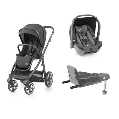 CITY GREY PEPPER 3IN1 WITH ISOFIX