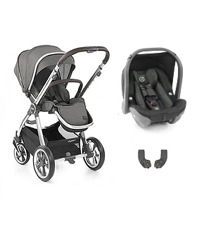 OYSTER 3 2-IN-1 TRAVEL SYSTEM