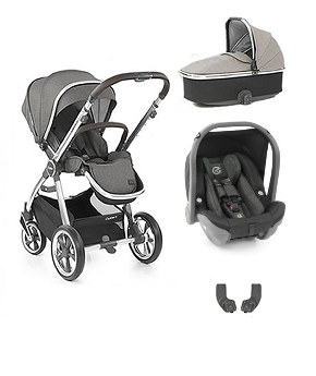 OYSTER3 3-IN-1 TRAVEL SYSTEM