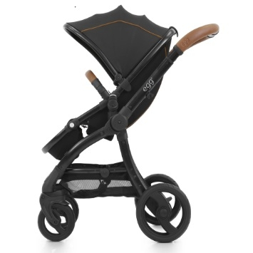 EGG STANDARD BLACK CHASSIS ESPRESSO SEAT