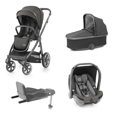 OYSTER3 4-IN-1 TRAVEL SYSTEM
