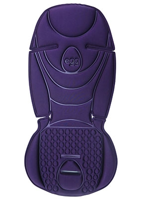Egg Seat Liner Deep Purple