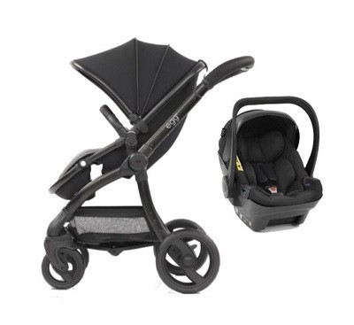 Egg Stroller and Car Seat Combo