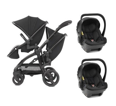 egg2 Twin 3-in-1 Travel System