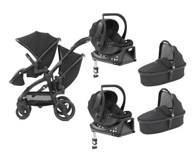 egg Twin 7-in-1 Travel System