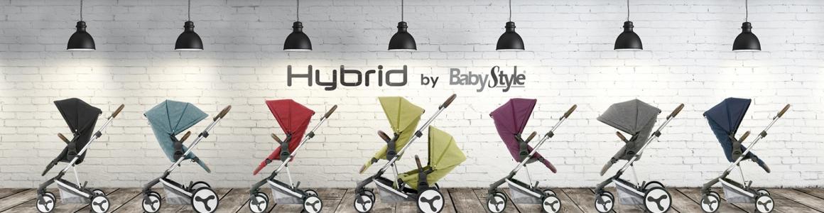 Babystyle Hybrid Launch