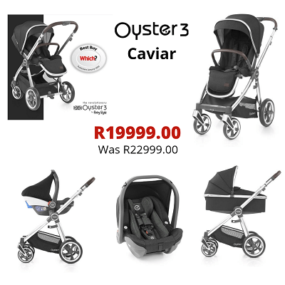 Oyster 3 Combo 3-IN-1