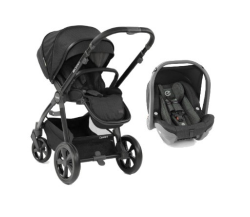 OYSTER3 2-IN-1 TRAVEL SYSTEM