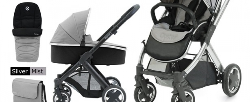 Valentines Month Special: 25% Off Oyster 2 Prams and Accessories