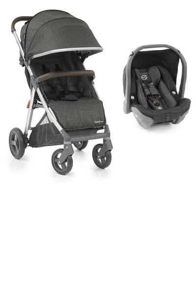 OYSTER ZERO 2-IN-1 TRAVEL SYSTEM